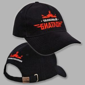 Вышивка на бейсболках и кепках